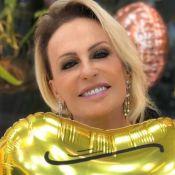 De quarentena, Ana Maria Braga tranquiliza fãs por tratamento contra câncer