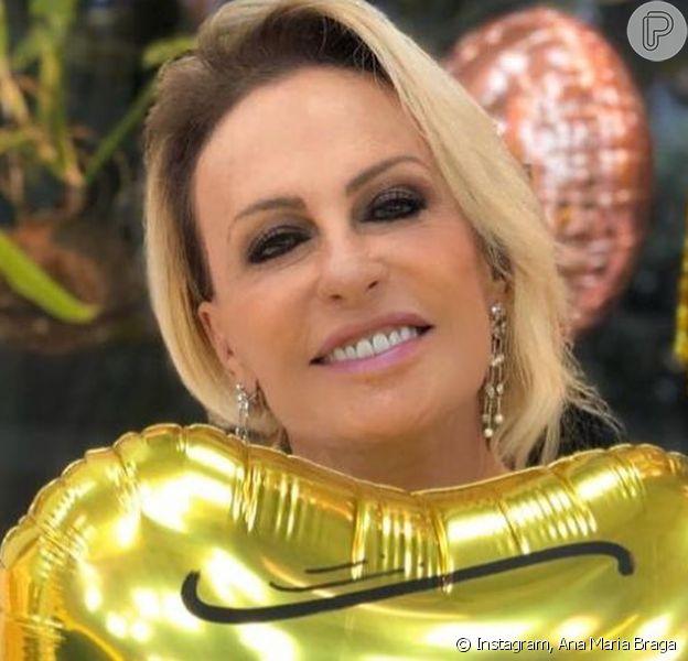 Ana Maria Braga, em tratamento contra câncer, assegura sobre quarentena: 'Estou em casa'