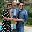 Wellington Muniz, o Ceará,  não descarou a possibilidade de ser pai novamente