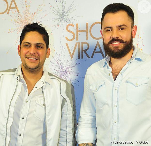 Live de Jorge e Mateus animou noite dos brasileiros neste sábado, 4 de abril de 2020