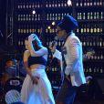 Claudia Leitte esbanjou sensualidade com coreografias ousadas