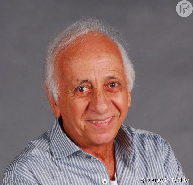 Morte de Flavio Migliaccio foi lamentada por famosos: 'Dia triste para a cultura nacional'