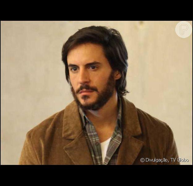 Vilão, Herval (Ricardo Tozzi) é punido com a prisão perpétua no final de 'Geração Brasil', em 31 de outubro de 2014