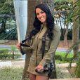 Graciele Lacerda se comparou à personagem Tiazinha, de Joana Prado