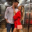 Flávia Viana espera primeiro filho com o noivo, Marcelo Zangrandi