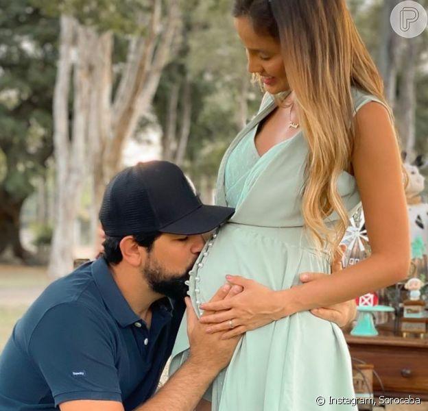 Mulher de Sorocaba, Biah Rodrigues revela planos de 2ª gravidez. Saiba!