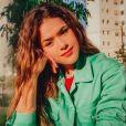 Bruna Marquezine gera dúvida em Maisa Silva sobre transição capilar