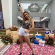 Casa do show virtual de Lexa chamou atenção na web
