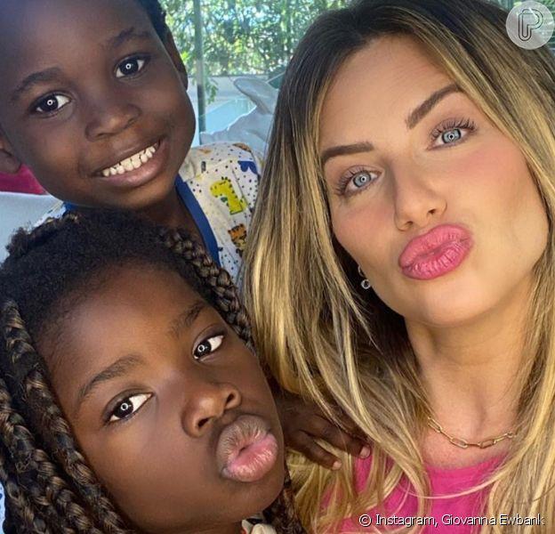 Filha de Giovanna Ewbank impressiona por beleza em foto