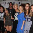 Xuxa Meneghel, Anitta, Bruna Marquezine, Bianca Rinaldi, Victor e Leo e Niva Stelmann foram alguns dos convidados
