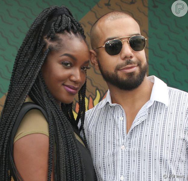 Iza entrega lado maternal e faz planos com marido pós-pandemia: 'Ter filhos'