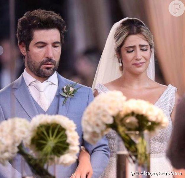 Casamento de Jéssica Costa e Sandro Pedroso chega ao fim