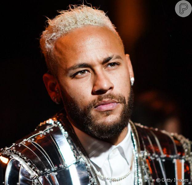 Neymar tem áudio vazado com críticas ao namorado da mãe, Nadine Gonçalves