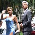 Casados desde 2006, Flávia Alessandra e Otaviano Costa não usam mais alianças