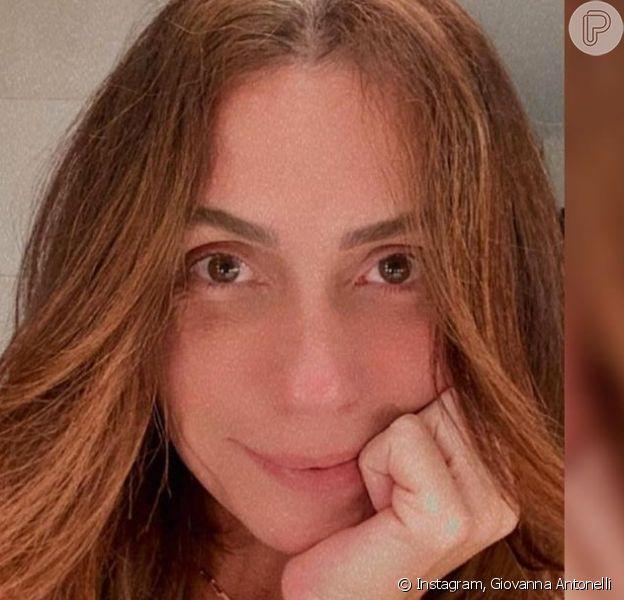 Giovanna Antonelli e mais famosas assumem fios brancos no cabelo durante a quarentena