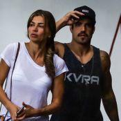 Caio Castro é filmado por Grazi Massafera com familiares dela em casa. Vídeo!