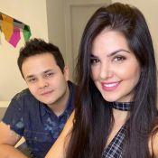 Matheus Aleixo e Paula Aires ensinam bolo de fubá cremoso: 'Diferenciado'