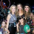 Grazi Massafera  falou sobre a rotina de atividades com a filha