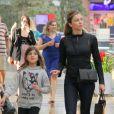 Grazi Massafera tem passado mais tempo com filha por conta do período de isolamento social