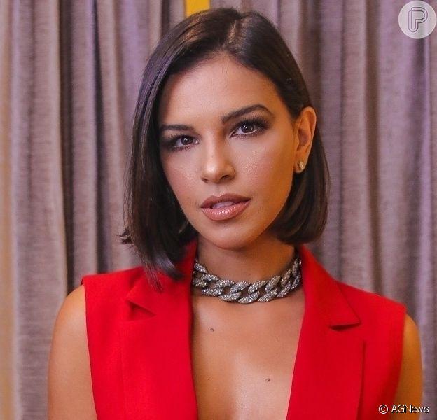 Mariana Rios revelou que sofreu um aborto espotâneo