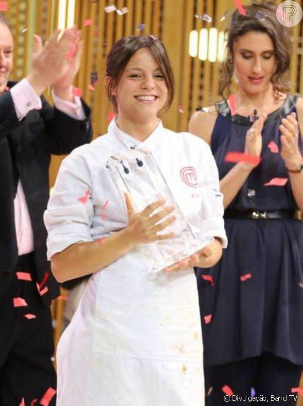 Elisa Fernandes exalta 'MasterChef': 'Consegui mudar de carreira e viver uma trajetória de realização profissional'