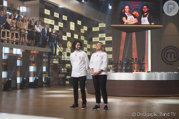 Maria Antonia Russi foi a campeã do com menu italiano na 5ª temporada do 'MasterChef'