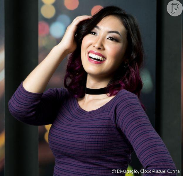 Ana Hikari fala de bissexualidade assumida, relação com fãs e mais em entrevista ao Purepeople