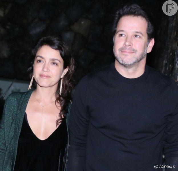 Murilo Benício termina namoro com a autora Manuela Dias