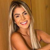 Hariany Almeida rebate críticas por lives sem maquiagem: 'Não sou padrãozinho'
