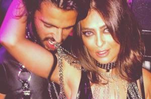 Juliana Paes e Thaila Ayala usam fantasias sexy em festa Halloween em Nova York