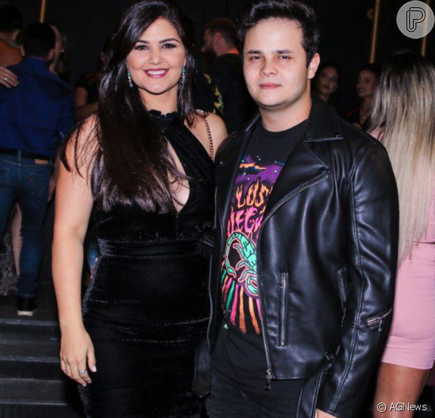 Mulher de Matheus Aleixo, Paula Aires emagrece com dieta vegetariana