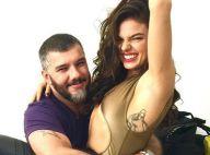 Isis Valverde deixa a tatuagem à mostra com look revelador no Instagram