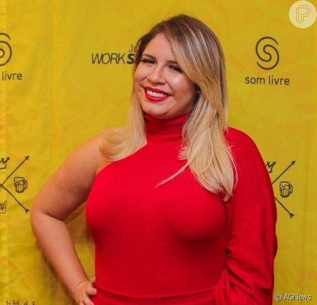Marília Mendonça quer dar visibilidade à causa trans após polêmica. Saiba mais sobre postagens da cantora nesta segunda-feira, 10 de agosto de 2020