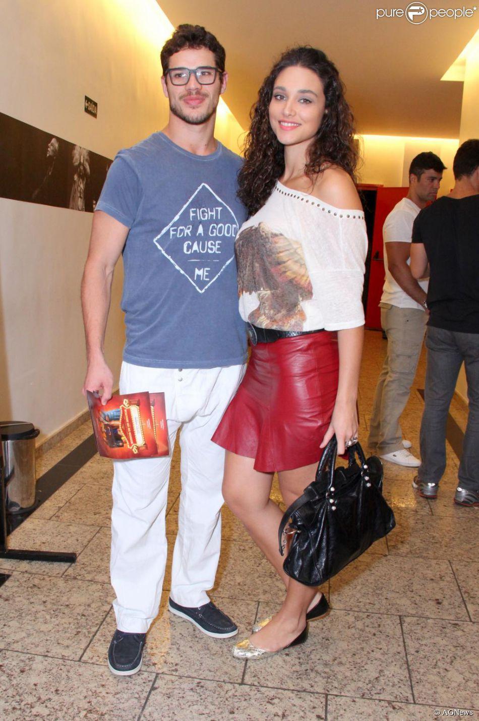 Débora Nascimento afirmou em entrevista não sentir ciúmes do noivo ... Leonardodicaprio
