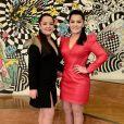 Em apenas dois meses, Maiara e Maraisa perderam juntas 18 quilos