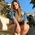 Suzanna Freitas descreveu sua relação com o mundo fashion