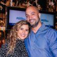 Camilla Camargo está casada há quase dois anos com o diretor Leonardo Lessa