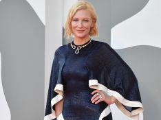Com look sustentável e discurso engajado, Cate Blanchett abre Festival de Veneza