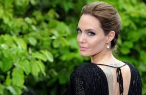 Angelina Jolie não descarta entrar para a política: 'Deve ser considerada'