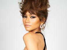 Make retrô pixie: os detalhes da beleza de Zendaya no Emmy 2020