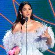 Bruna Marquezine reage a pedido de fãs: ' Vocês são abusadas demais, né. Deixem o cabelo de vocês crescerem, ué. Que obsessão com esse cabelo longo'