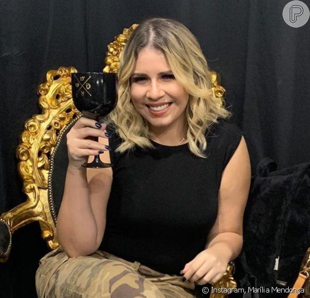 Marília Mendonça rebate comentário sobre relação com Murilo Huff