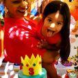 Filha de Juliana Alves ganha homenagem da mãe na web