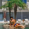 Rodrigo Faro possui varanda em quartos e ilha em casa