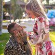 Lucas Lucco e Lorena Carvalho serão pais de um menino