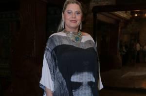Vera Fischer prestigia estilosa a estreia da peça sobre a cantora Maria Callas