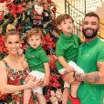 Andressa Suita e Gusttavo Lima tiveram dois filhos, Gabriel e Samuel, durante casamento de quase 5 anos