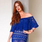 Vestido, biquíni e mais: 12 looks de crochê de Marina Ruy Barbosa para adotar no verão