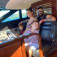 Gusttavo Lima e Andressa Suita são pais de Gabriel, de três anos, e Samuel, de dois