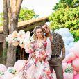 Lorena Carvalho está grávida de 19 semanas de Lucas Lucco